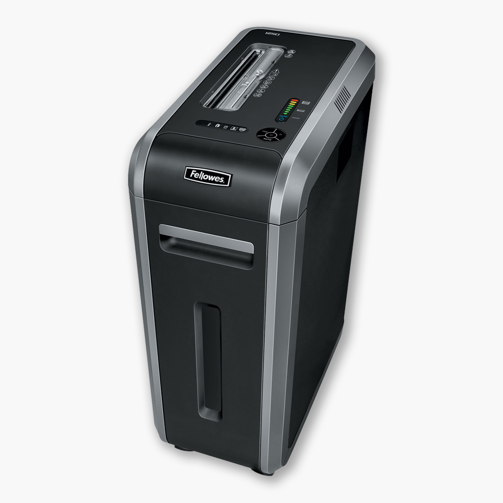 Шредер Fellowes Powershred 125Ci