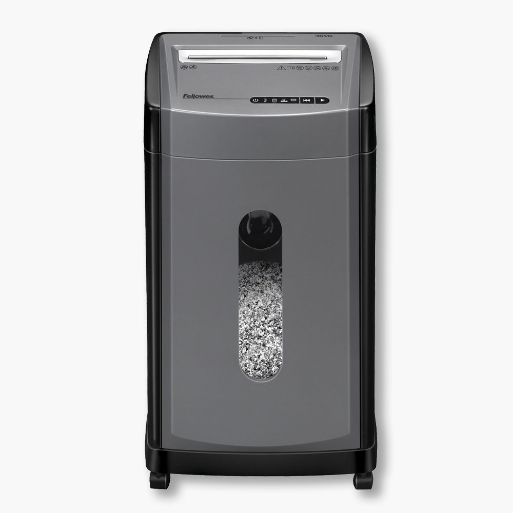 Шредер Fellowes MicroShred™ 46Ms