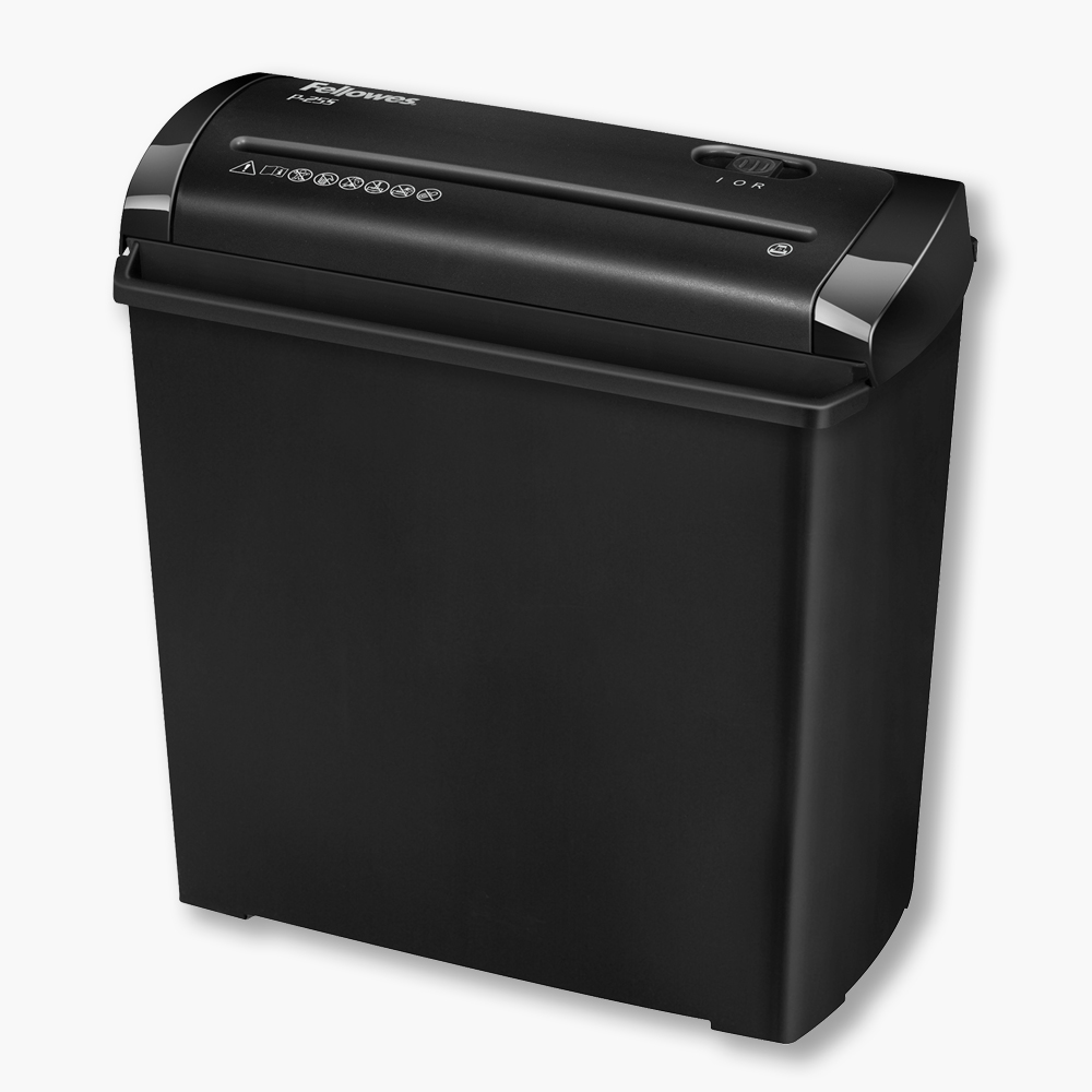 Шредер Fellowes® Powershred P-25S